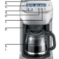 Breville BDC550XL The YouBrew Glass Drip Coffee Maker | www.deviazon.com