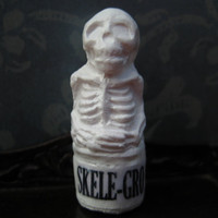 SKELEGRO Miniature Potion Bottle from Harry Potter by LittleWooStudio