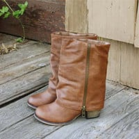 Whiskey & Rye Boots in Chestnut, Sweet Country Inspired Shoes