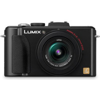 Panasonic Lumix DMC-LX5 10.1 MP Digital Camera with 3.8x Optical Image Stabilized Zoom and 3.0-Inch LCD - Black | www.deviazon.com