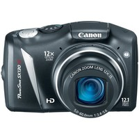 Canon PowerShot SX130IS 12.1 MP Digital Camera with 12x Wide Angle Optical Image Stabilized Zoom with 3.0-Inch LCD | www.deviazon.com