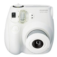 Fujifilm Instax MINI 7s White Instant Film Camera | www.deviazon.com