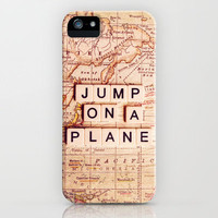 jump on a plane iPhone Case by Sylvia Cook Photography | Society6