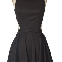 Trendy and Cute casual - Chloe Loves Charlie - Midnight Serenade Dress - chloelovescharlie.com | $43.00
