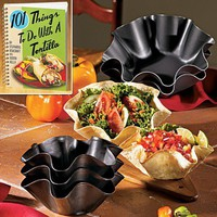 Tortilla Shell Maker @ Fresh Finds