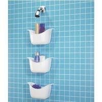 Amazon.com: Umbra Bask 3-Basket Shower Caddy: Home &amp; Kitchen