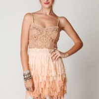 Free People Feather Slip at Free People Clothing Boutique