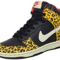 NIKE DUNK HIGH SKINNY WOMENS 429984-011