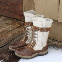Alpine Snow Boots, Rugged Boots & Shoes
