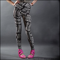 Jessie Williams Original Junkie Leggings From Edge Of Urge