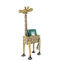 One Kings Lane - Boxes & Trays - Reclaimed Wood Giraffe Box