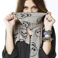 Thelma Skull Scarf