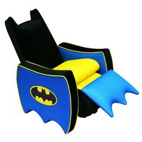 Warners Brothers Icon Recliner, Batman
