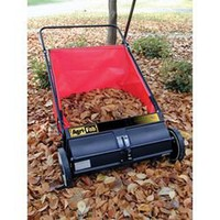 Outdoors|Lawn Care and Equipment|Push Lawn Sweeper - Lehmans.com