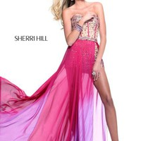 Sherri Hill 21132 Prom Dress