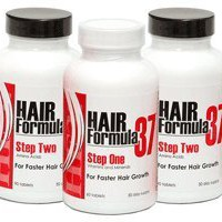 Hair Formula 37 hair vitamins for faster hair growth