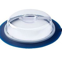 Set of 2 Keep Fresh Airtight PlateToppers — QVC.com