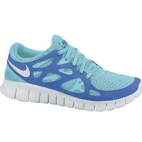 Amazon.com: Womens Nike Free Run 2 Running Shoe Light Blue White Size 11: Shoes