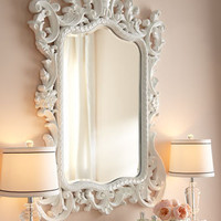 &quot;Madeline&quot; Baroque Mirror - Horchow