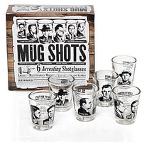 Z Gallerie - Mug Shot Shotglasses