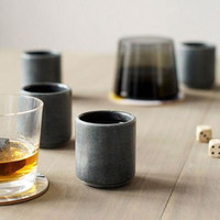 Whisky Stone Shot Glasses