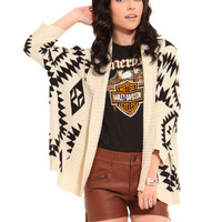 GYPSY WARRIOR - Underwood Southwest Knit