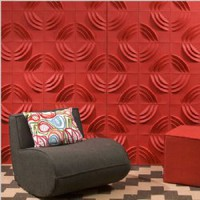 Ripple 3-D Wall Tiles - Re:modern (www.re-modern.com)