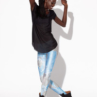 World Maps Leggings - LIMITED | Black Milk Clothing