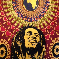 Bob Marley Tapestry World