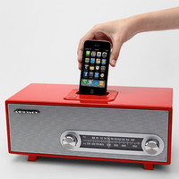 Crosley Ranchero iPod Dock