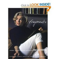 Amazon.com: Fragments: Poems, Intimate Notes, Letters (9780374158354): Marilyn Monroe, Bernard Comment, Stanley Buchthal: Books