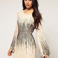 ASOS | ASOS Dress with Scattered Sequin at ASOS