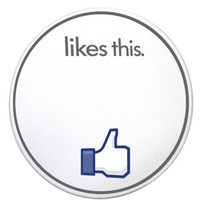 Likes This Mirror Circular 11 diameter by likeitmirrorman on Etsy