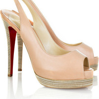 Christian Louboutin Catenita platform pumps -