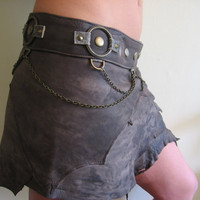 Antique Steam Skirt by JungleTribe on Etsy
