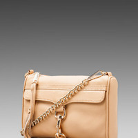 Rebecca Minkoff Mini Mac Classic in Sand from REVOLVEclothing.com