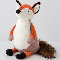 Cuddlesome Fox