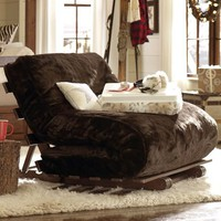 Luxe Fur Futon