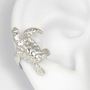 Amazon.com: Sterling Silver Turtle Ear Cuff Right Earrring: Sandra Callistra: Jewelry