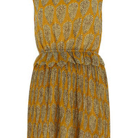Yellow skater dress - Fit & Flare Dresses  - Dresses