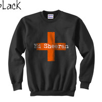Ed Sheeran Plus Unisex Sweatshirt Size SMLXLXXL3XL