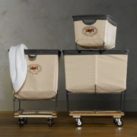 Laundry Carts | Baskets & Totes | Restoration Hardware