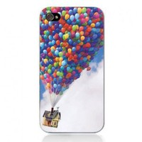 Amazon.com: Movie Theme Collection iPhone 4 / 4s Case - Balloon: Cell Phones & Accessories