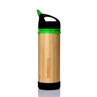 Bamboo Bottle Company: Bamboo Bottle Flip Top, at 22% off!