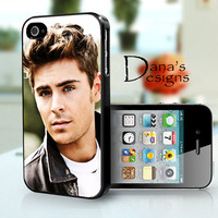 Zac Efron - iPhone 4S and iPhone 4 Case Cover