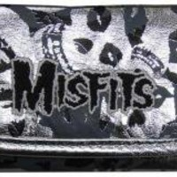 ROCKWORLDEAST - The Misfits, Wallet, Foil Printed Ghost