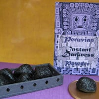 Weasley's Wizard Wheezes Peruvian Instant Darkness Powder set from Harry Potter by LittleWooStudio