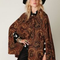 Free People Sahara Paisley Kaftan at Free People Clothing Boutique