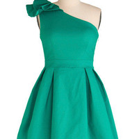 Can Beryl-y Wait Dress | Mod Retro Vintage Printed Dresses | ModCloth.com