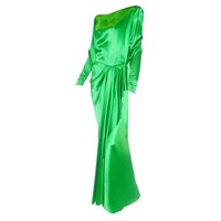 Yves Saint Laurent - Yves Saint Laurent Haute Couture Masterpiece Vintage Evening Gown